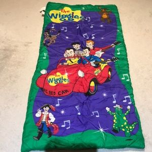 Other - The Wiggles sleeping bag